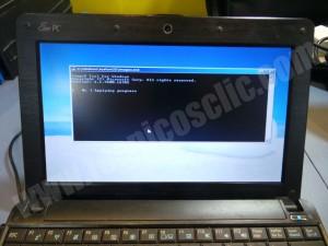 tecnicosclic-recovery asus eeepc7