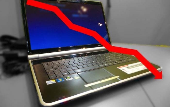 2013, el año en el que menos equipos informáticos se vendieron.