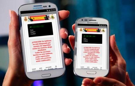 ¿Cómo eliminar virus Interpol del móvil o tablet?